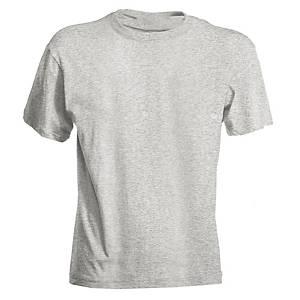 T-shirt grigio tg L