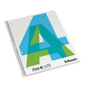 Essellte Notizbuch liniert A4