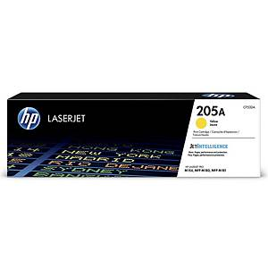 HP CF532A 205A Laser Cartridge Yellow