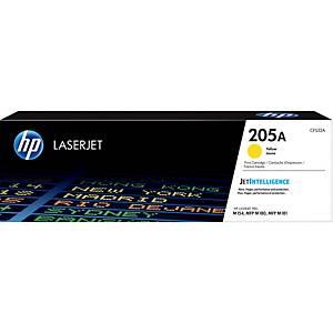 Toner laser HP CF532A 205A 0.9K giallo