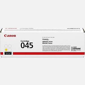 Canon 045 Toner Cartridge Yellow