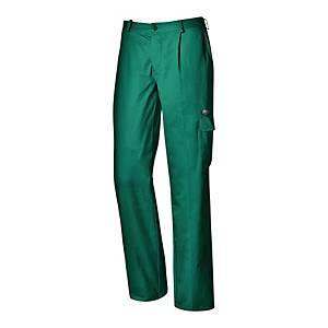 Spodnie SIR SAFETY SYSTEM Symbol, zielone, Rozmiar 50