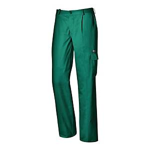 Spodnie SIR SAFETY SYSTEM Symbol, zielone, Rozmiar 58