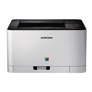 (직)삼성 SL-C433W 레이저 컬러 프린터