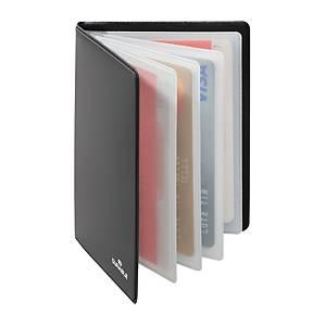 Libretto portatessere Durable RFID Secure antracite