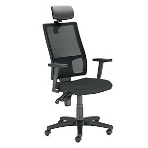 Krzesło NOWY STYL Ordo Hrua, czarne