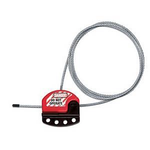 Cable de bloqueo universal Masterlock S806 - 1,8 m