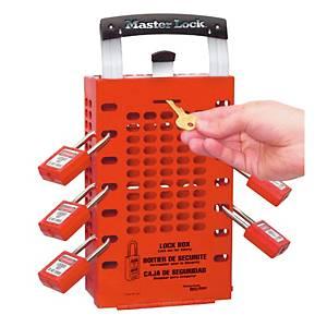 Caixa de bloqueio em grupo Masterlock 503RED
