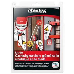 Kit de consignación Masterlock Maintkit-FR