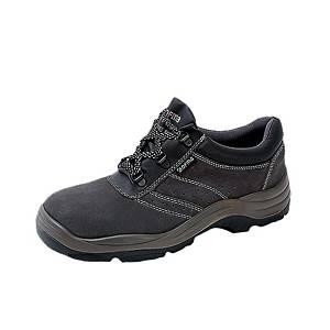 Sapatos de proteção Mendi Galeón S1P - cinzento - tamanho 38