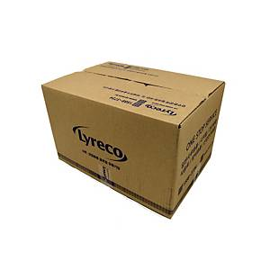 PK20 PACKING BOX 340 X 280 X 205MM BROWN