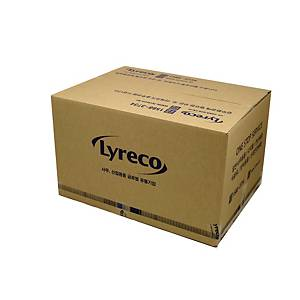 PK15 PACKING BOX 470 X 330 X 285MM BROWN