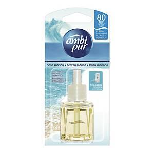 Ricarica per diffusore elettrico Ambipur Ocean 21,5 ml