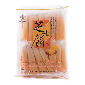 Want Want 旺旺 芝士米果 - 16包裝