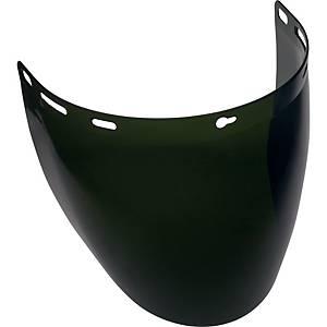 Visiera Deltaplus  Visor Toric T5 in policarbonato verde