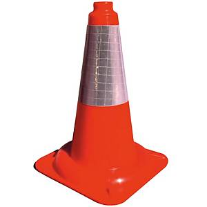 Cone de segurança Julio García - 450 mm - laranja