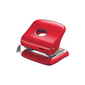 RAPID FC30 2-HOLE PAPER PUNCH RED