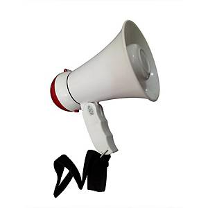 MINI MEGAPHONE HAND GRIP MEGAPHONE 5W  ASSORTED COLOURS