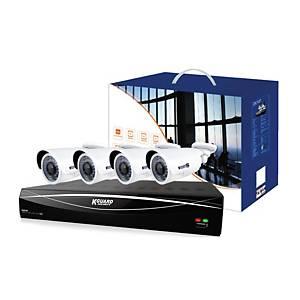 K-GUARD กล้องวงจรปิดไร้สาย รุ่น HD481-4WIKT01