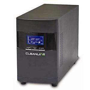 CLEANLINE เครื่องสำรองไฟ T-1000 1000VA/900W สีดำ