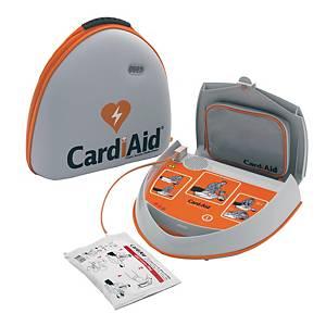 Hjertestarter AED Cardiaid semiautomatisk, dansk