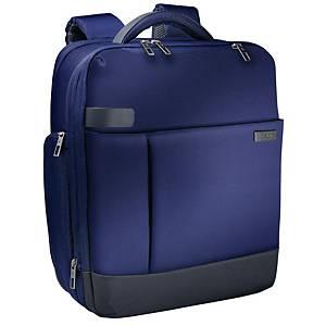 Zaino portacomputer 15,6   Leitz Complete Smart Traveller blu