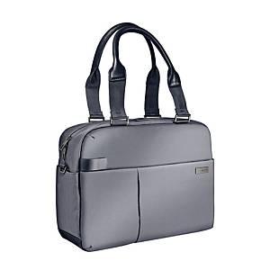 Leitz Complete Laptoptasche für Damen 13.3  , silber