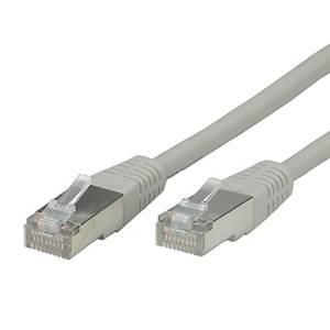 Cavo di rete RJ45 S/FTP cat. 6 Nilox 1,5 m grigio