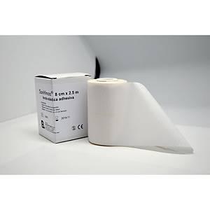 Venda elástica adhesiva Bimedica -  8 cm x 2,5 m