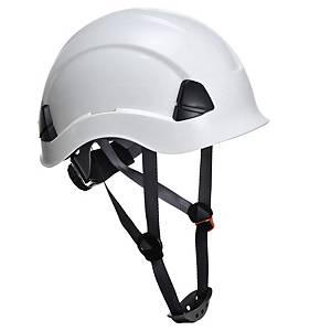 Capacete de segurança sem ventilação Portwest PS53 - branco