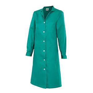 Bata de manga larga para mujer Velilla 908 - verde - talla 44