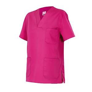 Camisola de pijama sanitario Velilla - fucsia - talla 10