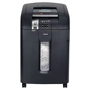 Rexel Auto+ 600X SmarTech Aktenvernichter, DIN P-4, Cross-Cut