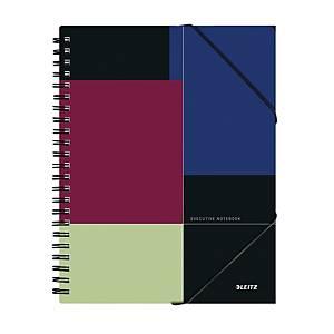 Leitz Executive mobilní linkovaný zápisník, plast, A4