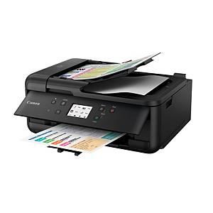 Multifunções jato de tinta Canon Pixma TR7550 - 4 em 1 - cor
