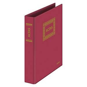 Libro de acta Dohe - A4 - 100 hojas