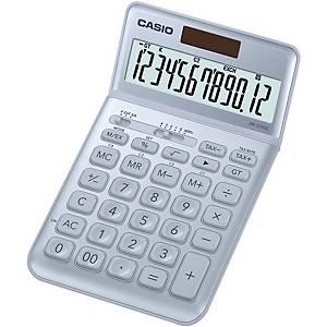 CASIO JW-200SC asztali számológép, világos kék, 12 számjegyű