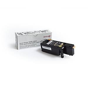 Xerox 106R02758 laser cartridge Phaser 6020/6022 yellow [1.000 pages]