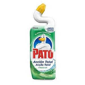 Detergente desinfetante WC Pato 5 em 1 - 750 ml - aroma fresco