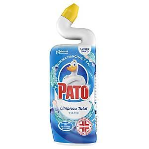 Detergente desinfectante Pato WC 5 en 1 - 750 ml - aroma océano