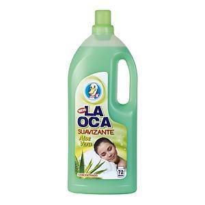 LA OCA LAUNDRY SOFTENER ALOEVERA 1.5L