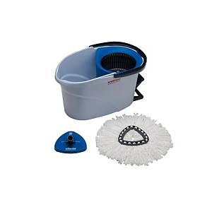 Kit de limpieza Vileda Ultra Spin con cubo y fregona