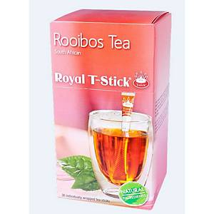 Royal T-Stick® rooibos thee, doos van 30 sticks