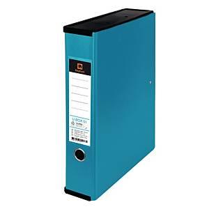 ELEPHANT Duraplast Utility Box File Blue