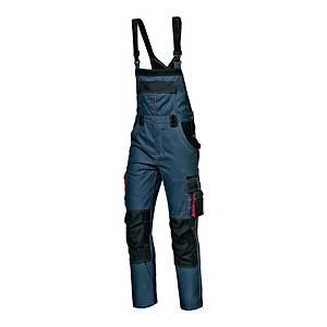 Ogrodniczki Sir Safety System Harrison, niebieskie, Rozmiar 58