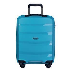 Walizka kabinowa Puccini Acapulco, Pojemność 35 L, niebieska