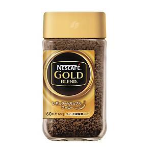 NESCAFÉ 雀巢 咖啡金牌咖啡 120克