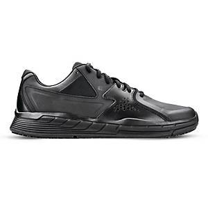 Shoes for Crews Condor Men's Slip-Resistant Shoes SFC Black Size 43 (UK Size 9)