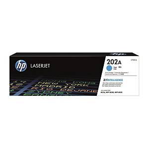 HP 202A CF501A 鐳射碳粉盒 藍色
