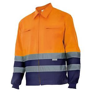 Cazadora de alta visibilidad Velilla 153 - naranja - talla XL